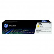 hp 126a yellow